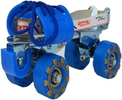 Jonex Attack Quad Roller Skates - Size 3 - 10 US