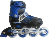 Cosco Sprint Large In-line Skates - Size 39 - 42 Euro(Blue)