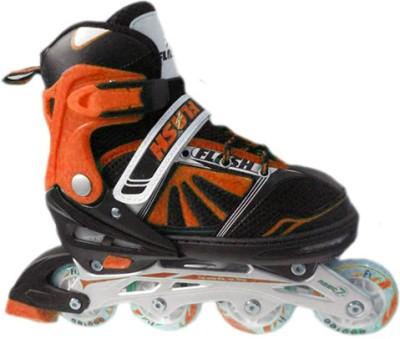 FLASH INLINE SKATES TECHPRO ORANGE In-line Skates - Size 39-42 UK