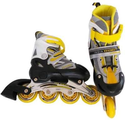 Konex Adjustable In-line Skates - Size 7 - 9 UK