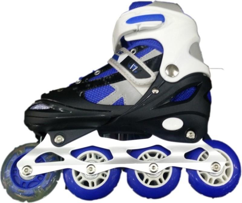 Iris RACER In-line Skates - Size 1-3 UK(Blue)