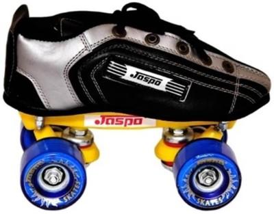 Jaspo Pro - 10 Quad Roller Skates - Size 1 UK(Multicolor)