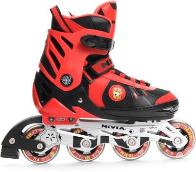 Nivia Cat Club In-line Skates - Size 39 - 42 Euro