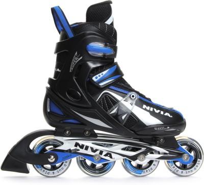 Nivia Super Roller In-line Skates - Size 40 - 43 Euro
