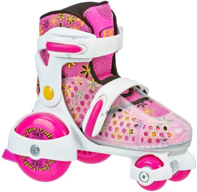 Roller Derby Fun Roll Quad Roller Skates - Size 11-2 US