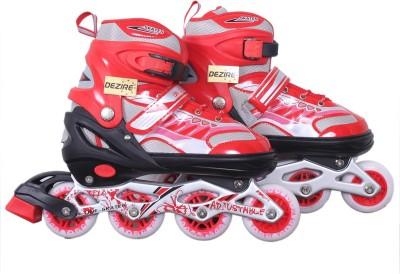 Dezire adjustable In-line Skates - Size 7-9 UK