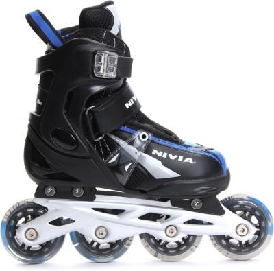 Nivia Super Roller In-line Skates - Size 32 - 35 Euro
