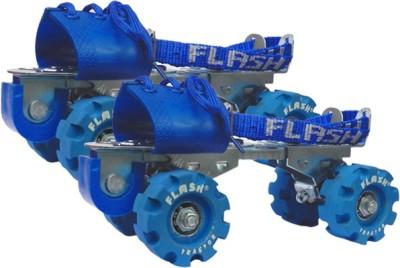 FLASH TRACTOR MODEL Quad Roller Skates - Size 4-8 UK