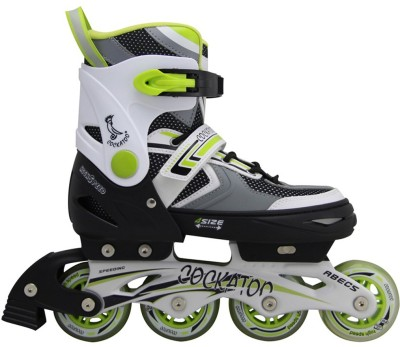 Cockatoo IS03 In-line Skates - Size Large UK