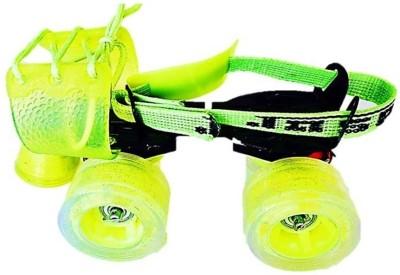 Jaspo Glider Quad Roller Skates - Size 1 - 8 UK