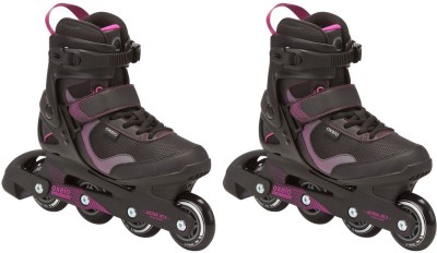 oxelo New-Roller-Fit-3-Woman In-line Skates - Size 4 UK
