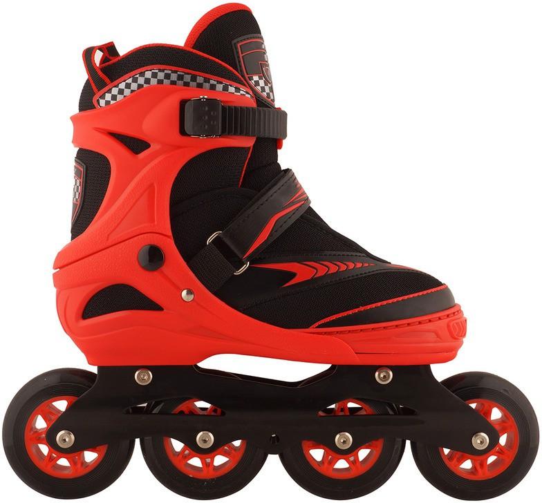5ffbdcc296cf Xerobic Roller Derby Tracer Adjustable Latest Stylish Design with 6Pcs  Skating Set In-line Skates