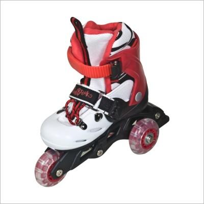 Pointbreak Twinkle 5002 In-line Skates - Size 1 - 13 UK