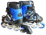 Dezire INLINE ADJUSTABLE SKATES WITH LIG...