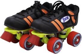 Guru Tencity Quad Roller Skates - Size 2 UK