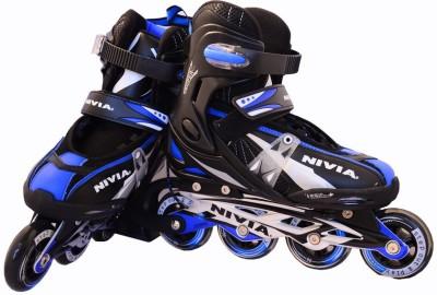 Nivia Super 804-40 In-line Skates - Size 40-42 US