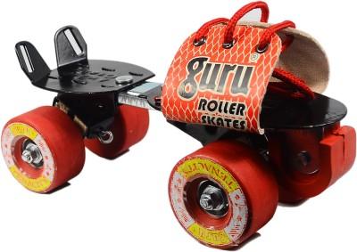 Guru Tenacity Quad Roller Skates - Size Free UK
