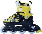 Smart Pro 1162 Yellow Large In-line Skat...