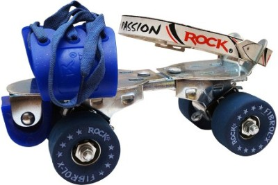 Bhagwati Steel Scate15 Quad Roller Skates - Size 12 – 16 UK