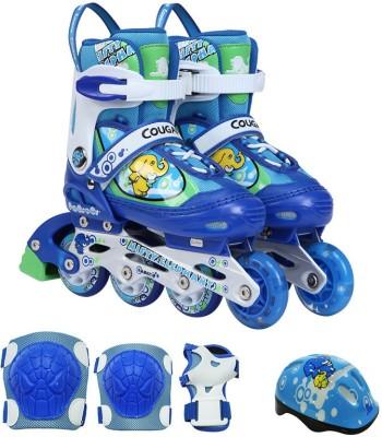 Triumph Blue Medium In-line Skates - Size 34-37 Euro