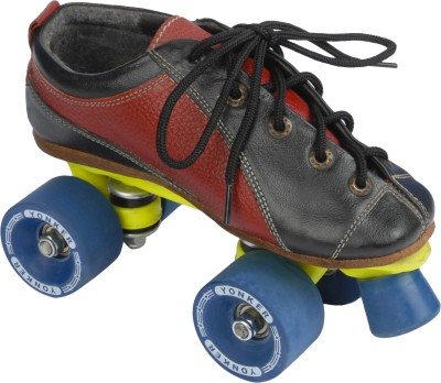 Yonker SHOE SKATE GRIPPER Quad Roller Skates - Size 5 UK