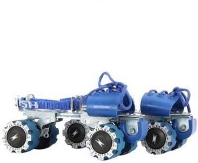 FLASH JRE2 Quad Roller Skates - Size 12-16 UK