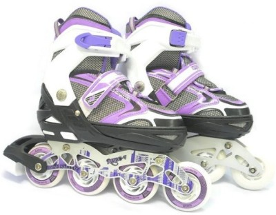 Skate n Stufz Adjustable In-line Skates - Size 7 - 9 UK
