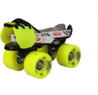 JJ Jonex NICE SUPER TENACITY BABY Quad Roller Skates - Size 1-2 UK