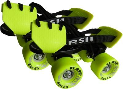 FLASH BABY SIZE ROLEX Quad Roller Skates - Size 4-6 UK