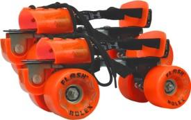 FLASH ROLEX Quad Roller Skates - Size 4-7 UK