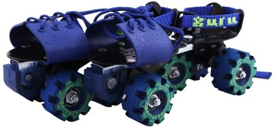 Guru Attack Quad Roller Skates - Size 12 to 16 UK