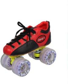 JJ Jonex SUPERIOR QUALITY SHOE Quad Roller Skates - Size 6 UK