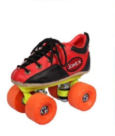 JJ Jonex NICE ROLLO SHOES Quad Roller Skates - Size 6 UK