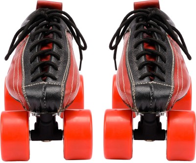 Yonker SHOE SKATE RACER Quad Roller Skates - Size 12 UK
