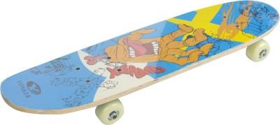 Yonker YONKER Wooden Skate Board - (YS1301) - Senior 8 inch x 32 inch Skateboard