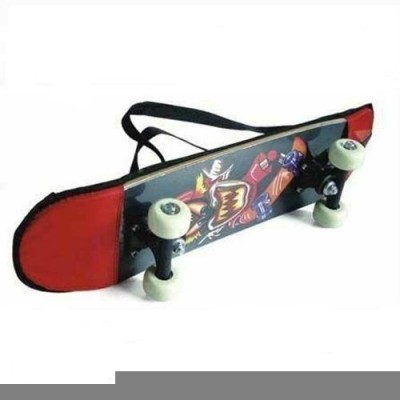 XS Kamachi 5 inch x 17 inch Skateboard(Multicolor, Pack of 1)