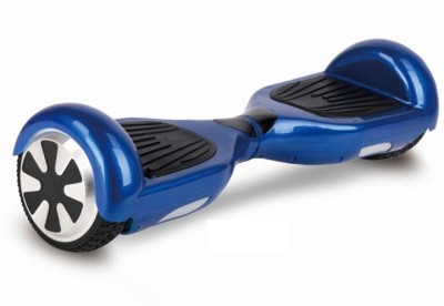 Gogo 6.5 Self Balancing Electric Scooter 23 inch x 6.5 inch Skateboard(Blue, Pack of 1)