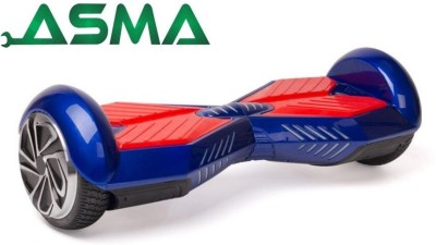 ASMA JS-DS2 5.9 inch x 9 inch Skateboard(GREEN,WHITE,BLUE,BLACK, Pack of 1)