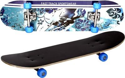 Strauss Bronx BW Skateboard (Anti Skid) 3.9 inch x 0.4 inch Skateboard