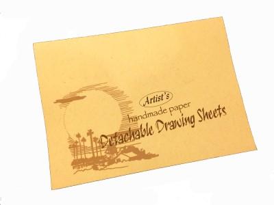 Creates & Designs Artist's Detachable Drawing Block Large Sketch Pad