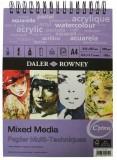 Daler-Rowney Mixed Media Spiral A4 Sketc...
