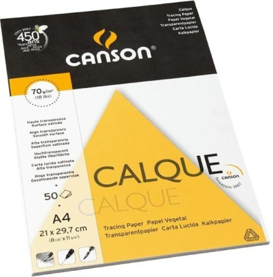 Canson Tracing Sketch Pad