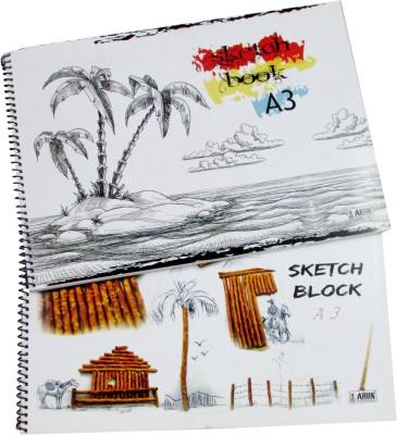 Gathbandhan SKETCHBOOK204 Sketch Pad