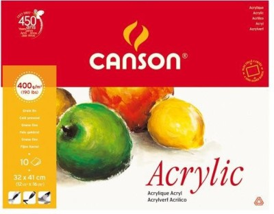 Canson Acrylic Sketch Pad