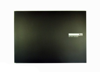 Copic Section Croquis Sketch Pad(Black, 70 Sheets)