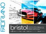 Fabriano Bristol Glued Block A4 Sketch P...