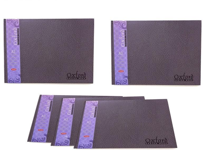 Anupam A15 Sketch Pad(Multicolor, 124 Sheets)