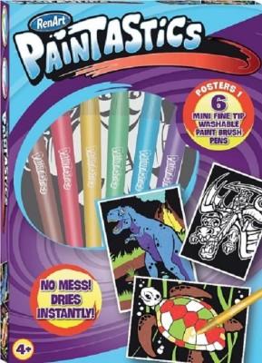 Renart Mini Paintastics Superfine Nib Sketch Pen(Multicolor)