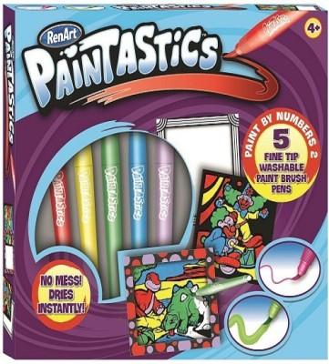Renart Paintastics Superfine Nib Sketch Pen(Multicolor)