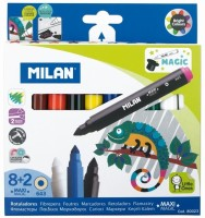 Milan Spain Sketch Pen(Multicolor)